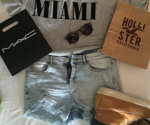 fashion, hollister, and summer image
