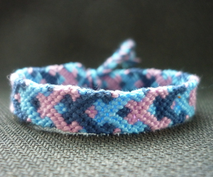 bracelet, creativity, and diy image