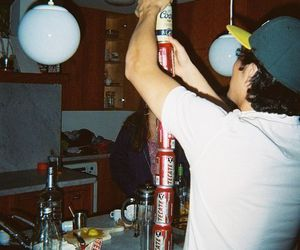 alcohol, grunge, and teens image