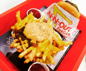 good, meal, and in n out burger image