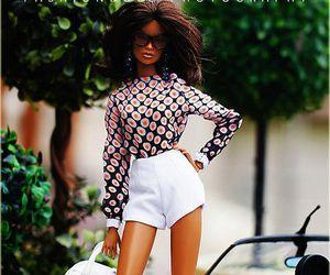 doll, fashion, and hermes image
