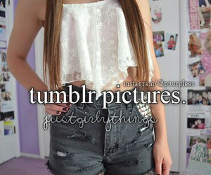 tumblr, pictures, and justgirlythings image