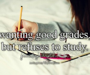 justgirlythings, school, and study image