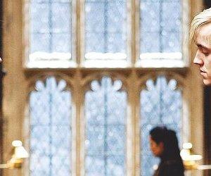 couple, emma watson, and harry potter image