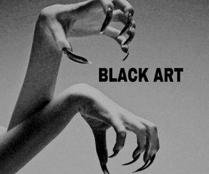 art, dark, and bad image
