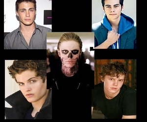 actors, boys, and Collage image