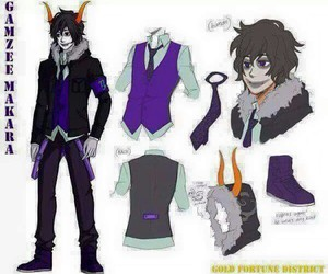 homestuck, cosplay, and gamzee image