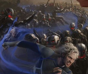 quicksilver, Avengers, and age of ultron image