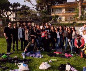 family, picnic, and hande doğandemir image