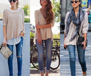 fashion, cool, and style image