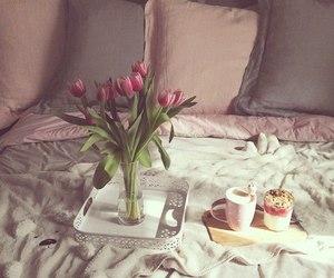 beautiful, flowers, and luxury image
