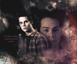 fandom, teen wolf, and stiles image