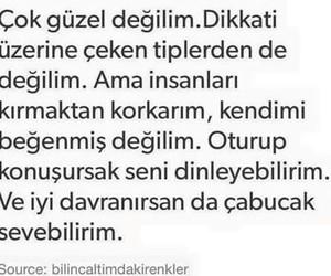 tumblr, soz, and turkce soz image