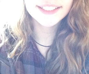 cobain, necklace, and pale image