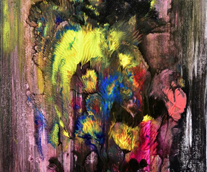 abstract, Abstract Painting, and art image