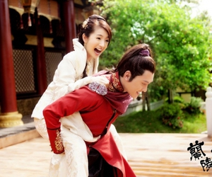 chinese, drama, and couple image