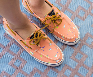 fashion, summer, and sperry image