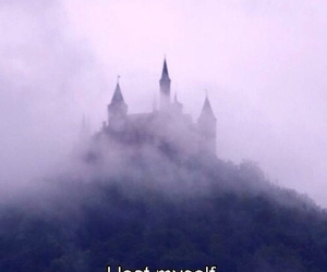 beautiful, castle, and Darkness image
