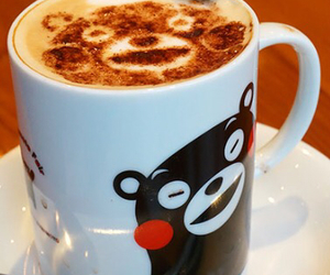 latte, kumamon, and cute image