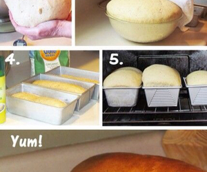 baking, cooking, and food image