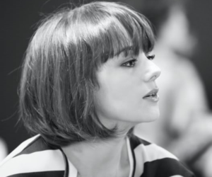 alizee and hair image