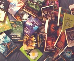 books, harry potter, and john green image