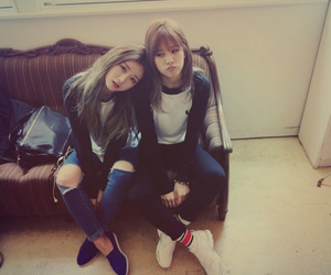 apink, bomi, and chorong image