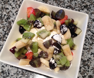 colorfull, food, and fruit image