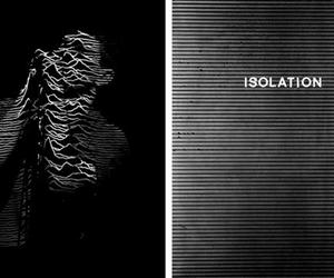joy division, ian curtis, and isolation image