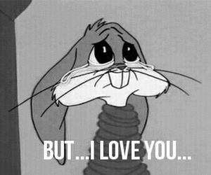 adorable, sad, and tears image