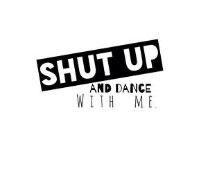 dance, dance with me, and music image