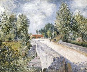 art, france, and impressionism image