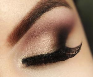eyes, make up, and beautiful image