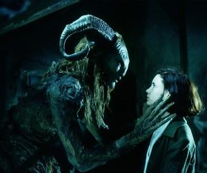 pan's labyrinth, movie, and faun image