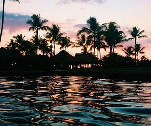 beautiful, paradise, and sea image