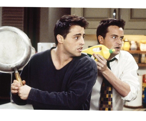 brothers, chandler, and friendship image