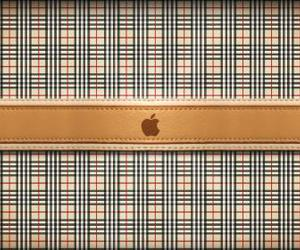 apple, Burberry, and fashion image