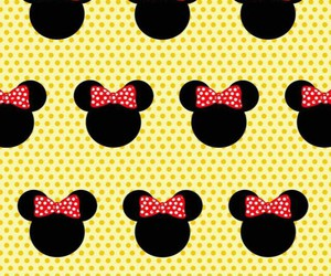 minnie, wallpaper, and background image