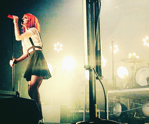 band, grunge, and hayley williams image