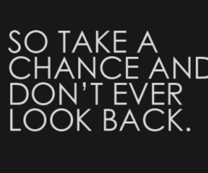 quotes, text, and chance image