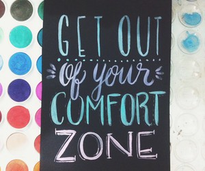 colors, inspiration, and quotes image