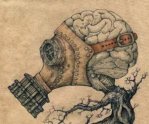 tree and brain image