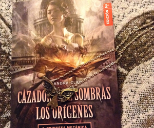 books, libros, and the mortal instruments image