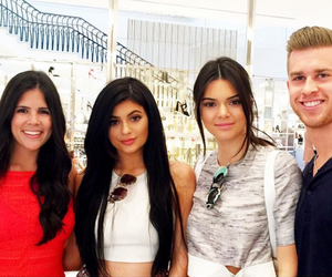 2015, kendall jenner, and kylie jenner image