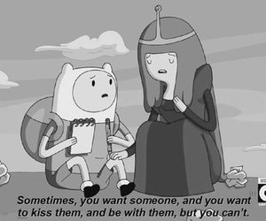 adventure time, finn, and quote image