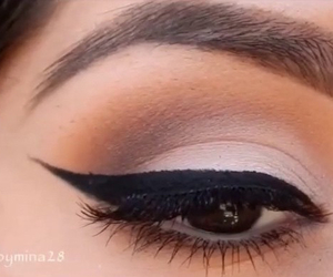 girly, makeup, and neutral image