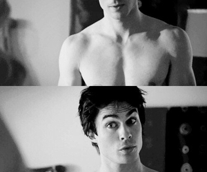 Hot, Vampire Diaries, and vd image