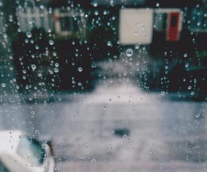 rain, photography, and car image