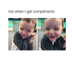 klaroline, compliments, and funny image