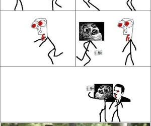 funny, lol, and zombie image
